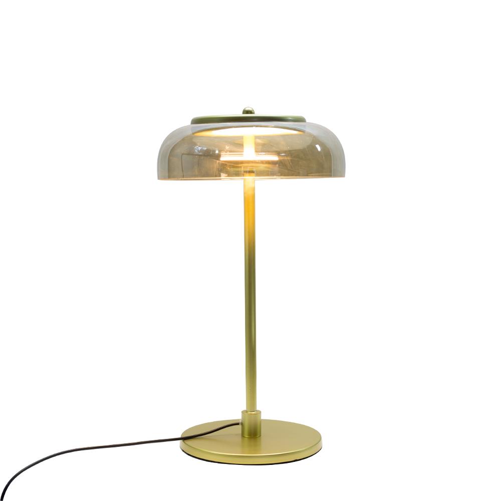半圆玻璃台灯-XJC8885-T
