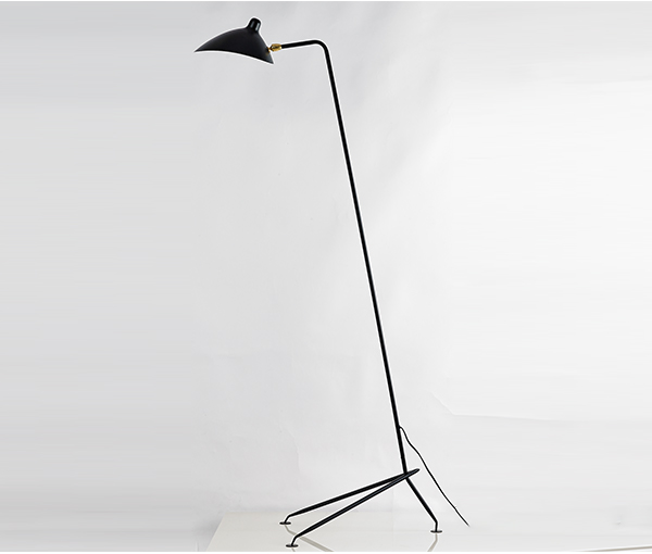 加多代后现代设计师简约张牙舞爪落地灯