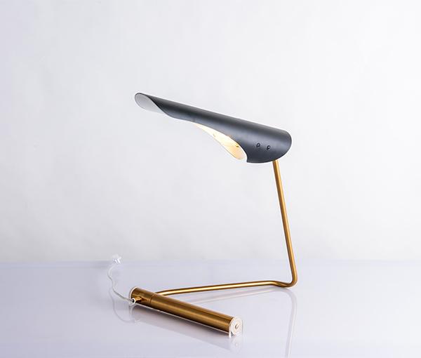 加多代XJC1055美式自行车座简约台灯