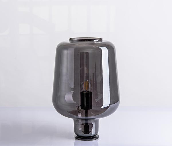 加多代美式简约玻璃设计师时尚台灯