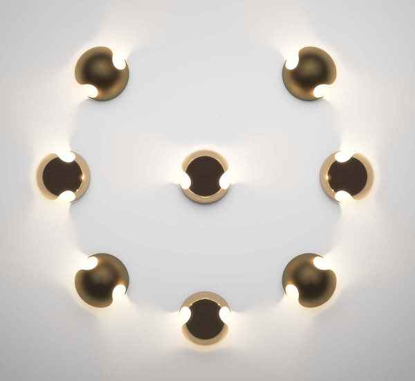 XJC8841 POP wall lamp by Penta