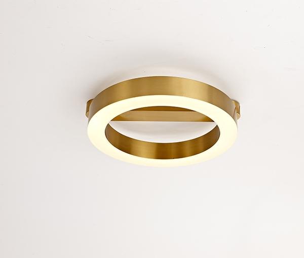 加多代XJC8169-C圆圈吸顶灯