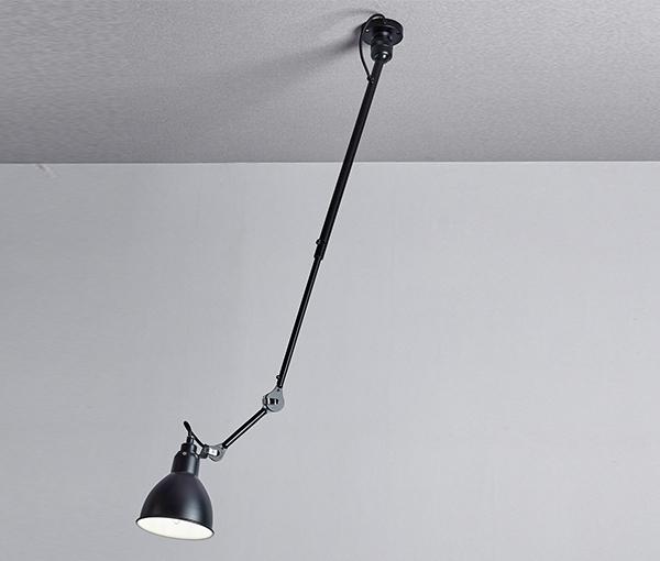 加多代现代简约设计师伸缩吸顶灯