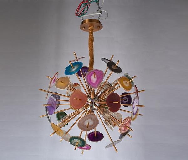 江苏加多代设计感豪华餐厅客厅吊灯