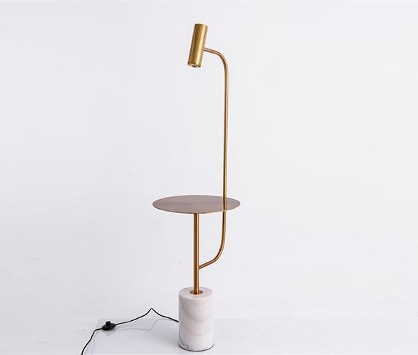 加多代XJC7406轻奢可置物美式简约卧室台灯