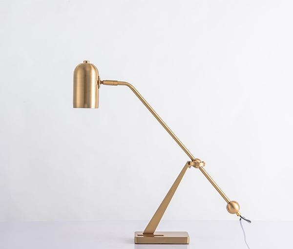加多代XJC1062美式简约书桌台灯