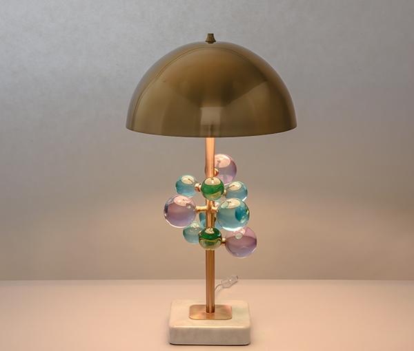 加多代XJC1186蘑菇后现代简约台灯