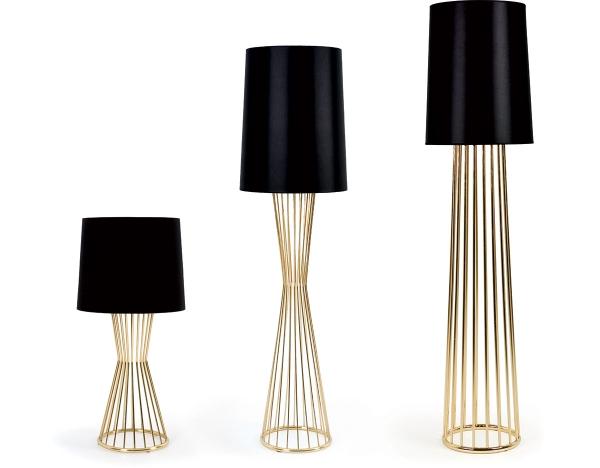 XJC8078 tulip family lamp