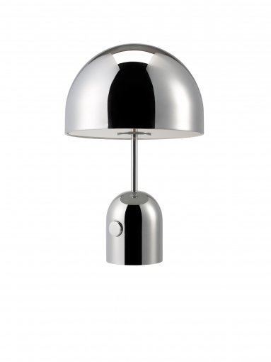 XJC8467 Bell Floor Light Chrome by Tom Dixon   触摸台灯落地灯