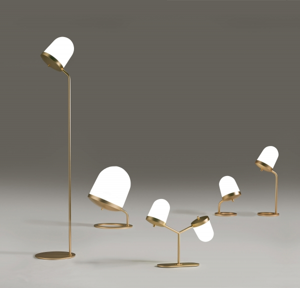 XJC8780 Lula small high table lamp by Penta